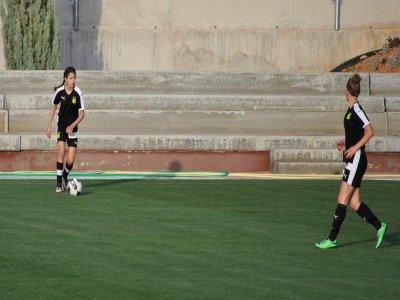 Campus Fútbol Femenino día completo julio Enguera