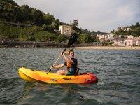 Excursión en kayak familiar Ondarroa