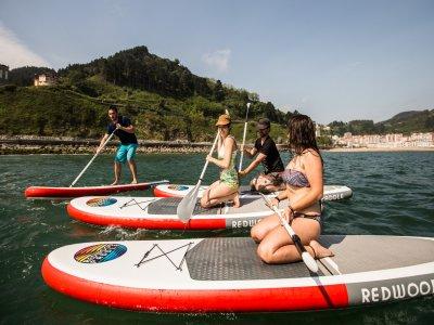 Ruta de Paddle Surf a la marisma de Aieri 2h y 30m