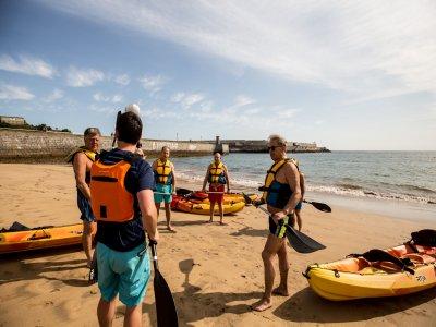 Percorso in kayak verso la palude di Aieri 2h e 30 min