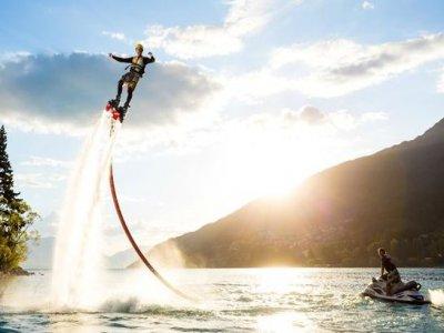 Senda Natura Baiona Flyboard