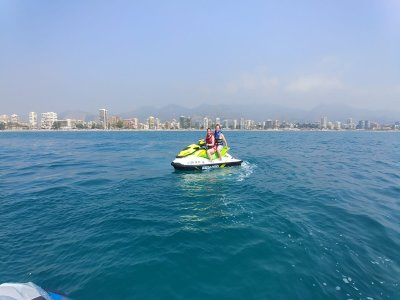 Alquiler de moto de agua por libre 2h PortCastelló
