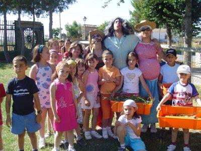 Granja Escuela Orea Campamentos de Inglés