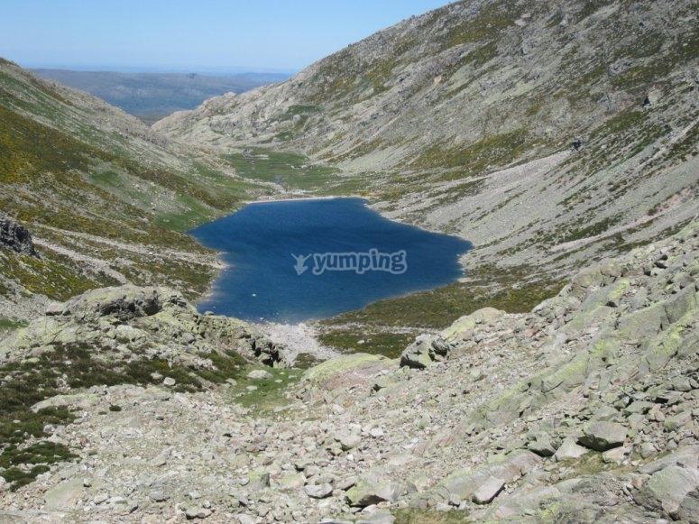 Ruta en buggy por alta montaña en Ávila