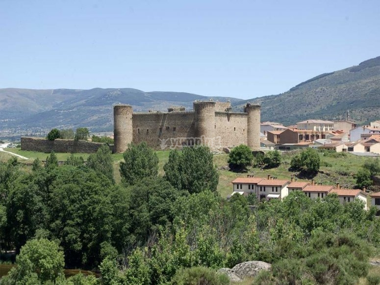 Espectaculares vistas de Ávila