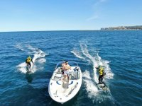 Pack jetsurf and boat trip Dénia