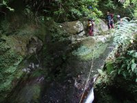 Arriondas附近的溪降