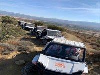 Recorriendo la sierra de Granada en buggy