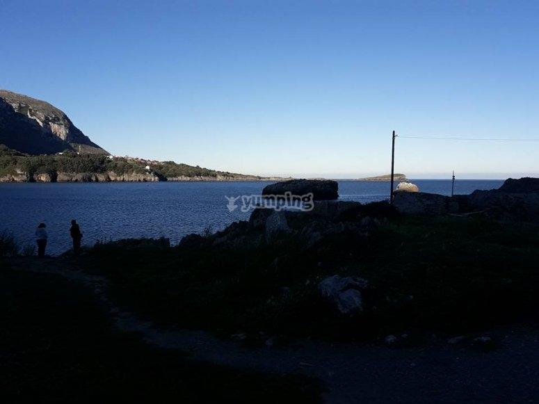 坎塔布里亚海岸潜水课程