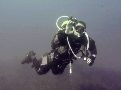 Corso di immersioni notturne a Miengo