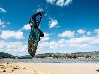 Clase de kitesurf en Tarifa 2 horas