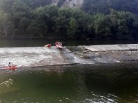 Descenso en canoa río Asón nivel fácil 3 horas