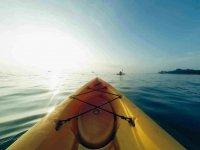 在Roquetas de Mar包装水上体验