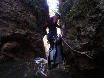 城市峡谷养殖Tajo de Ronda平均水平2小时