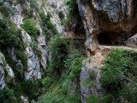 Grotte naturali della gola