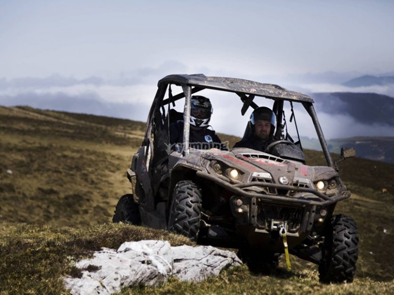 Jornada de aventura en buggy