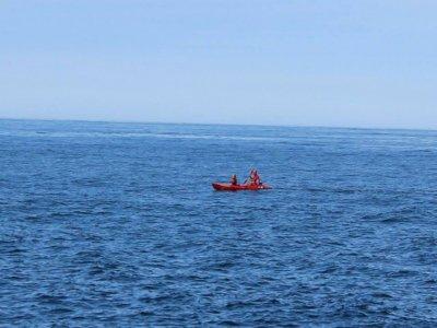 Alquiler kayak individual o biplaza Caión 90 min
