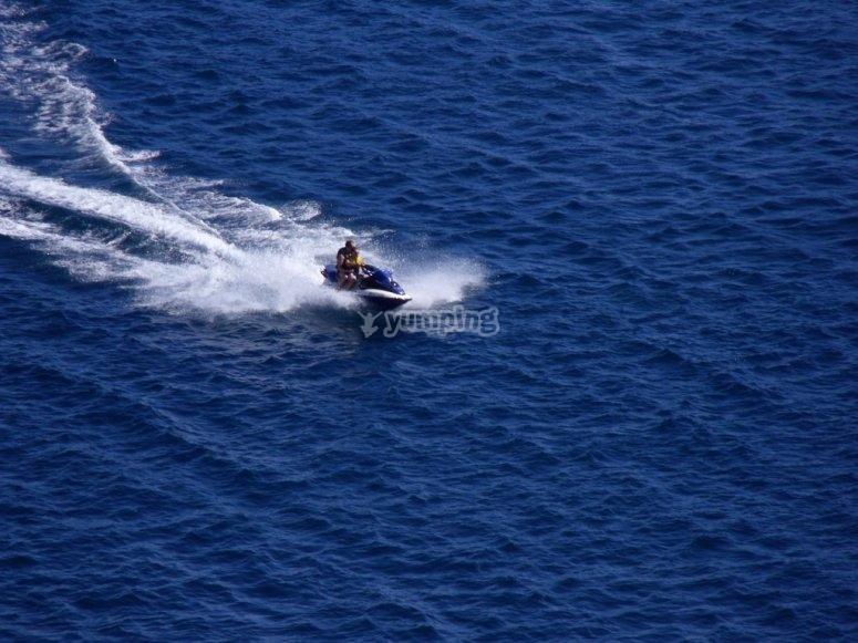 Por el Mediterráneo