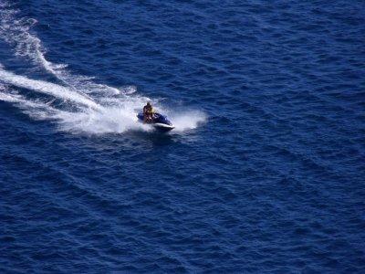 Alquiler moto de agua biplaza Santa Ponsa 1 hora