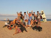 Kite courses on the Costa Brava