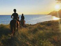Villajoyosa骑马风景
