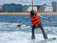 Give wakeboarding a Santander