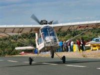 Pilot an aircraft in Guillena