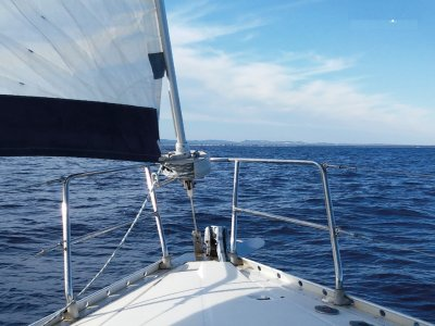 Paseo en velero a la isla de Cabrera día completo