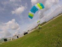Salto paracaidismo 4700 m de altura en Villamartín