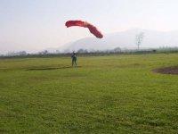 Aterrizaje en tierras gaditanas
