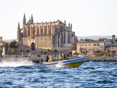Parasailing e gita in barca El Arenal 5h