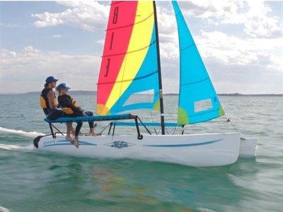 Catamaran trip in Medas islands 1 hour 30 min