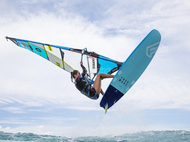 自由式帆板运动