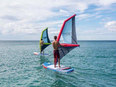 Curso de windsurf  3 sesiones en l'Estartit