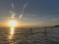 Travesía en paddle surf por costa de Ibiza 2 a 3 h