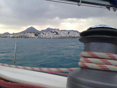 Giro in barca a vela Altea e barca e ancoraggio 4h