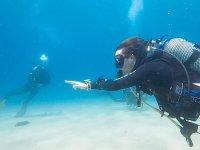 巴塞罗那海上潜水洗礼3小时