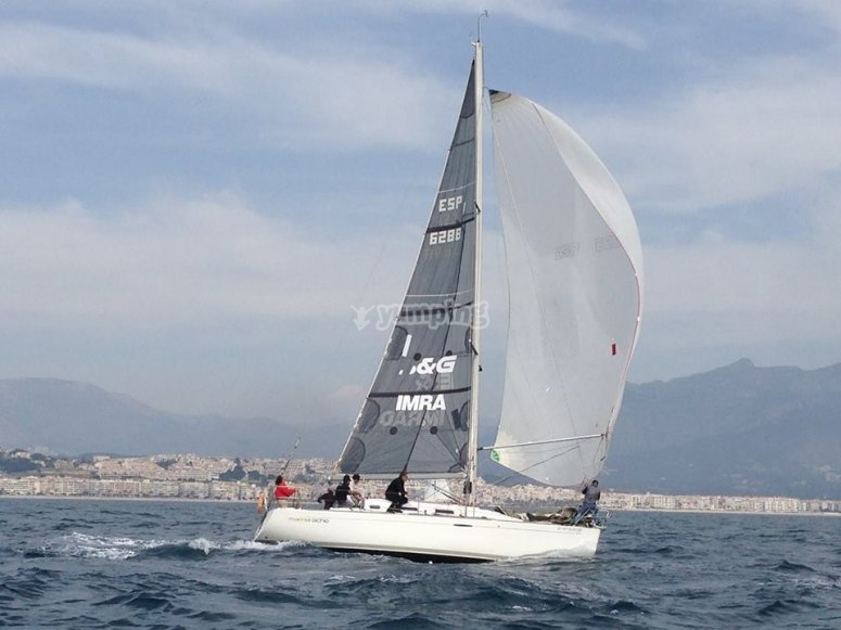 Sailing course in Costa Blanca