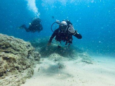 巴塞罗那的潜水员课程3天