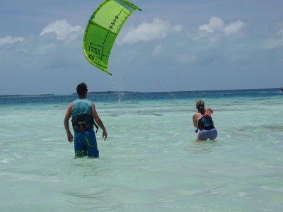 私人风筝冲浪类Valdevaqueros Beach 2小时