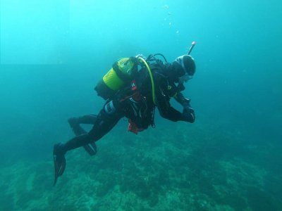 Discover Suba Diving Course 3 h Burriana beach