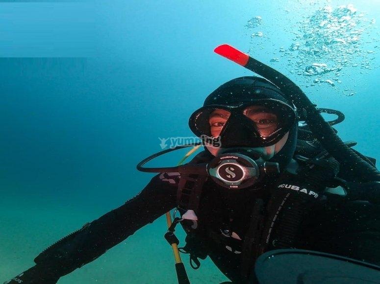 Burriana Beach潜水设备租赁