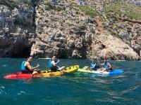 皮划艇之旅Las Rotas 1小时
