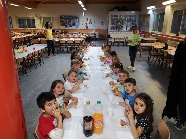 Comedor para niños Valdemoro