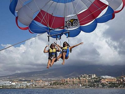 Parasailing flight La Orotava 1 hour