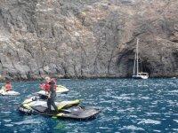 Moto de agua desde Puerto de la Cruz 1 hora