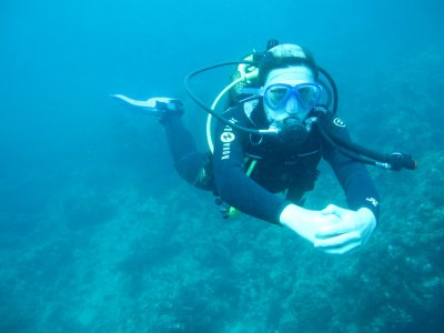 Open Water Diver Getafe diving course