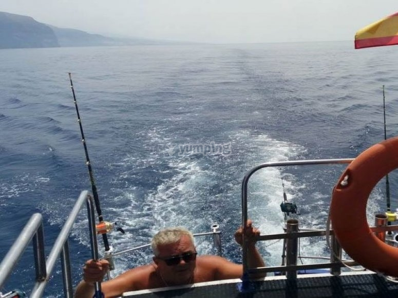 Fishing in the Costa Norte