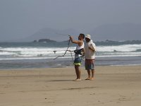 Campamentos de kitesurf en Famara