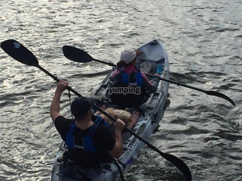 La Costa da Morte en kayak